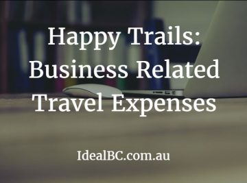 business travel expense sydney