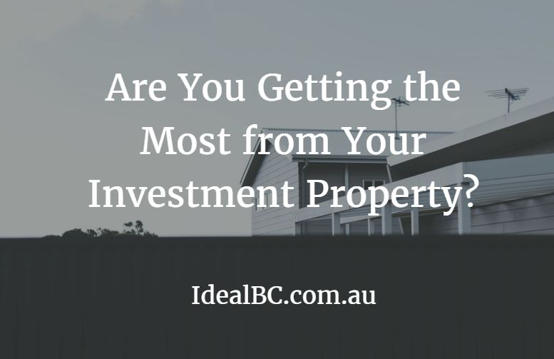 investment property return