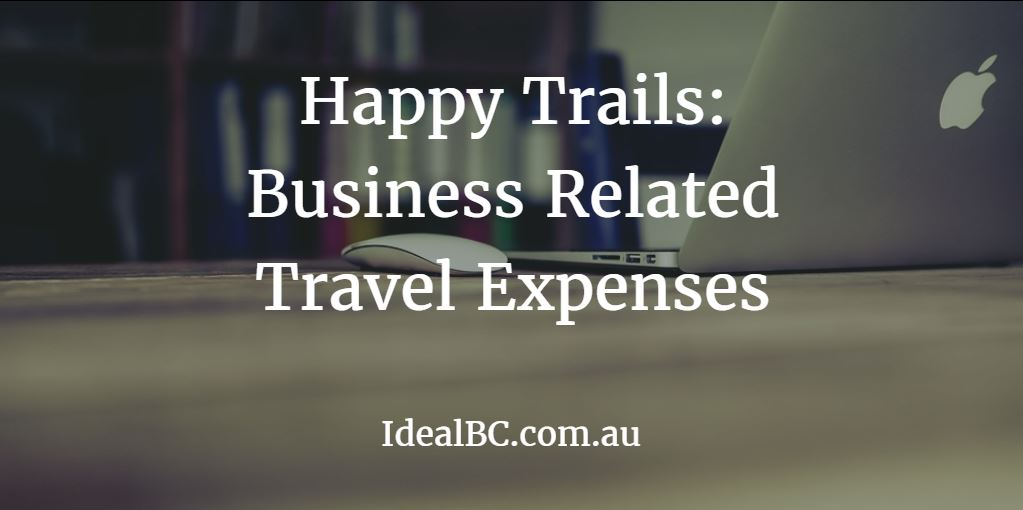 business travel expense sydney