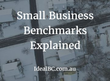 small business benchmarks