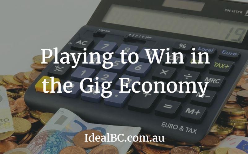 Gig economy explained